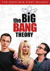 The Big Bang Theory: Season 1 - DVD -  Very Good - Kaley Cuoco,Jim Parsons,Johnn
