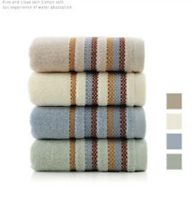 Washcloth Face Towels, Pack of 4, Multi-Color