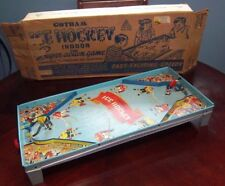 Gotham 200  Hockey game  with box 1940's  table top hockey game