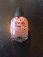 OPI I Think In Pink Nail Polish