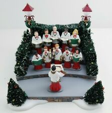 Dept 56 Snow Village Animated Musical Holiday Singers