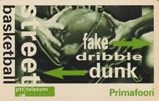 Telefoonkaart / Phonecard Nederland CKE073 ongebruikt - Street Basketbal