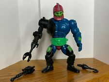 Vintage MOTU Masters of the Universe TRAPJAW Figure Complete