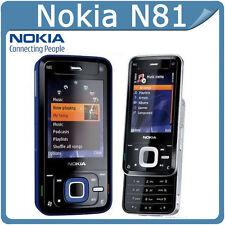 Classic Business Nokia N Series N81 - Black (Unlocked) Smartphone WIFI 3G