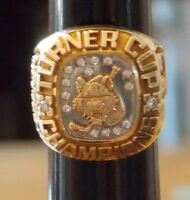 10K Championship Ring 1998 TURNER CUP