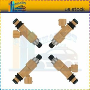Fuel Injectors For Subaru Forester Impreza Legacy Outback 2.5L 16611-AA680
