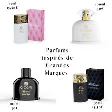 Parfum Chogan BDG  perfume FRENCH essence de Grasse cheap pas cher super quality