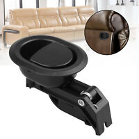 Black Recliner Replacement Pull Handle Chair Sofa Couch Release Lever Universal