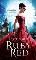 Complete Set Series Lot of 3 Ruby Red Trilogy books by Kerstin Gier (Edelstein)