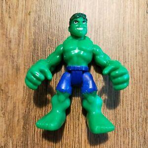 Imaginext Playskool Heroes Hulk Figure Marvel