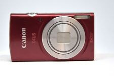 CANON Digitale Kompaktkamera IXUS 185 rot
