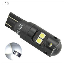 1x T10 194 W5W 3030 LED 8SMD 6000K Canbus Xenon White Light Bulb Lamp 12V 24V AC