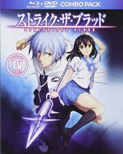 Strike The Blood DVD TV Series Collection Blu-ray Anime Season Episodes Complete