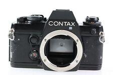 Contax analoge Spiegelreflexkameras