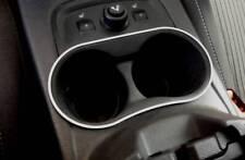 D Ford Focus MK3 Chrom Rahmen für Getränkehalter - Edelstahl poliert  Focus MK 3
