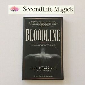 BLOODLINE: A True Story Of John Turnipseed w/ Cecil Murphey (2014). H