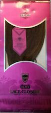 Hollywood 100% Human Hair REMY LACE CLOSURE (OLD FASHIONED STYLE)