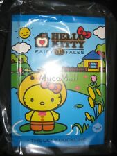 Singapore McDonald's 2013 Fairy Tales Hello Kitty plush The Ugly Duckling new