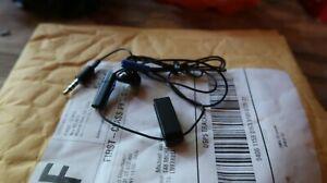 Sony 43218-3731 In Ear Headset - Black/Blue