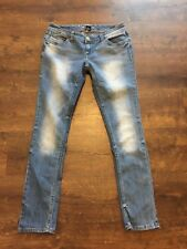 Women's ARIYA JEANS Blue Jeans, Size 7/8, GREAT CONDITION!