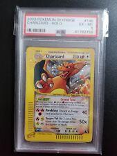 Pokemon Skyridge Crystal Charizard Psa 6 146/144 Aquapolis No Gold Star