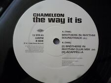 "Chameleon The Way It Is 12"" vinyl #1297"