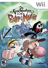 The Grim Adventures of Billy & Mandy Wii
