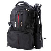 Professional Backpack Photography Package SLR Camera Bag Waterproof Shockproof