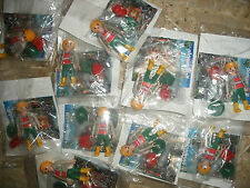 playmobil inedit LOT 10 ZOO bébé Phoque edition speciale QUICK FRANCE Neuf
