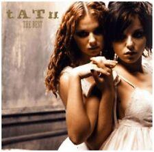T.A.T.U. THE BEST CD ROCK POP DANCE ELECTRO NEW SEALED