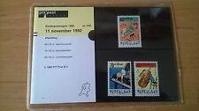 "Nederland PTT mapje 102 ""Kinderpostzegels"" 1992"