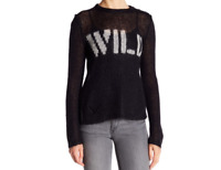 Zadig Voltaire Wild Artic Sweater Wool Blend Sz Small