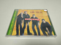 JJ9- LOS FELIZ ENSEÑAME LA PASTA CD NUEVO PRECINTADO RARO!!!