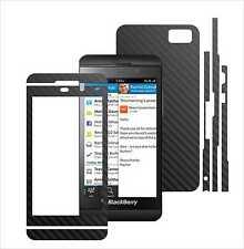 3D Carbon Skin,Full Body Protector for Case,Vinyl Wrap For Blackberry Z10