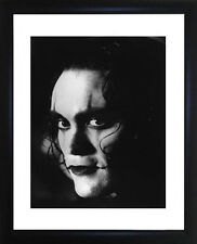 Brandon Lee / The Crow / Framed Photo CP0591