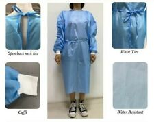 Washable Reusable Isolation Gown