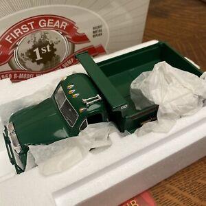 FIRST GEAR MACK 1960 B-MODEL Suzio MACK DUMP TRUCK 1/34 DIE CAST 2006 L Series