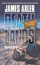Bloodfire (Deathlands) by James Axler; Good Paperback Book; Box-3