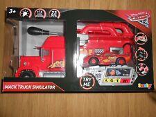 "Smoby Disney Cars 360146 ""Cars 3 Mack Truck Simulator"
