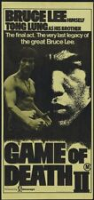 Game Of Death (1978) Bruce Lee cult movie poster print 2