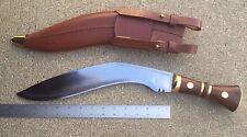 Gurkha Gurka Giant FULL TANG Handmade Khukuri Khukri Kukri Knife w/Scabbard