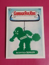 2013 Garbage Pail Kids 162b SCENTED SIMON Brand New Series 3 GPK