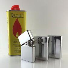 Feuerzeugbenzin 125 ml + 3 x Benzinfeuerzeug (B-Ware)