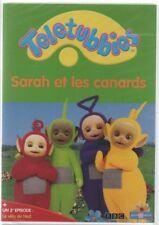 TELETUBBIES .. SARAH ET LES CANARDS / LE JEU DE PO / LE VELO DE NED / LE DRAPEAU