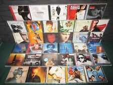 CD Sammlung, Collection: Pop, Rock, Dance, 70er Jahre bis heute - ca. 160 CD's