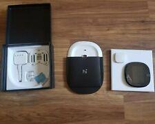 NEW Ecobee4 EB-STATE4P-01 Smart Wi-Fi Thermostat PRO Room Sensors Black Open Box