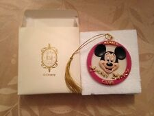 MIB Disney Lenox Mickey Mouse Club Ornament