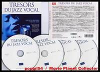 "TRESORS DU JAZZ VOCAL ""80 Titres"" (4 CD) 2003"