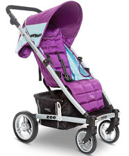 Valco 2013 Zee Single Stroller in Wisteria Brand New!!
