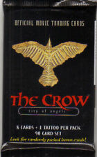 The Crow-City Of Angels-The Movie-12-Sealed Packs